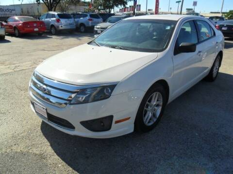 2011 Ford Fusion for sale at Talisman Motor City in Houston TX