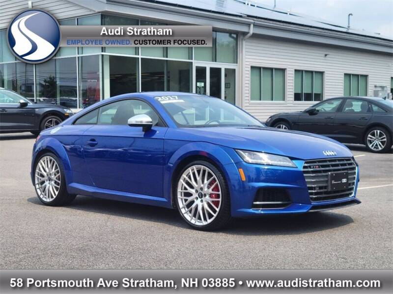 2017 Audi TTS for sale in Stratham, NH