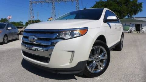 2012 Ford Edge for sale at Das Autohaus Quality Used Cars in Clearwater FL