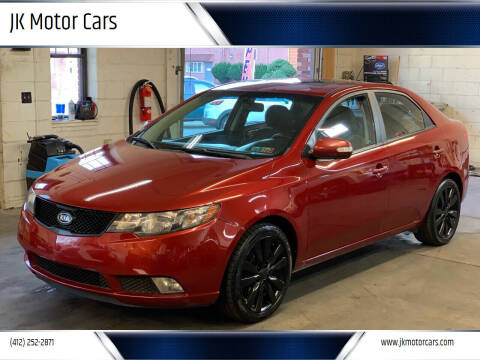 2010 Kia Forte for sale at JK Motor Cars in Pittsburgh PA