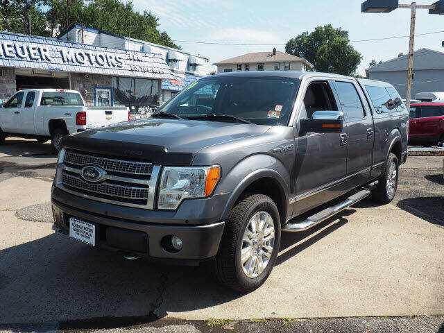 2010 Ford F-150 for sale at Scheuer Motor Sales INC in Elmwood Park NJ