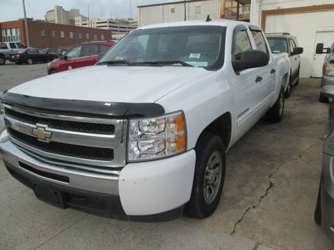 2011 Chevrolet Silverado 1500 for sale at Downtown Motors in Macon GA