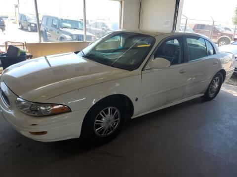 2002 Buick LeSabre for sale at PYRAMID MOTORS - Pueblo Lot in Pueblo CO