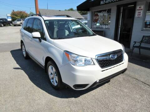 2015 Subaru Forester for sale at karns motor company in Knoxville TN