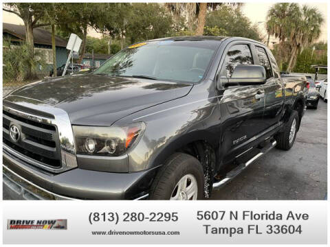 2012 Toyota Tundra for sale at Drive Now Motors USA in Tampa FL