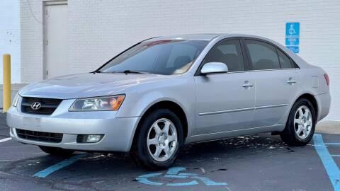 2006 Hyundai Sonata for sale at Carland Auto Sales INC. in Portsmouth VA