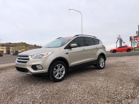 2018 Ford Escape for sale at 1st Quality Motors LLC in Gallup NM