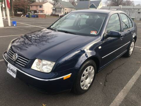 2004 Volkswagen Jetta for sale at EZ Auto Sales , Inc in Edison NJ