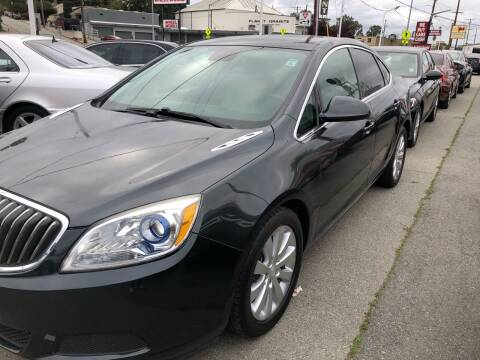 2016 Buick Verano for sale at Brand Motors llc in Belmont CA