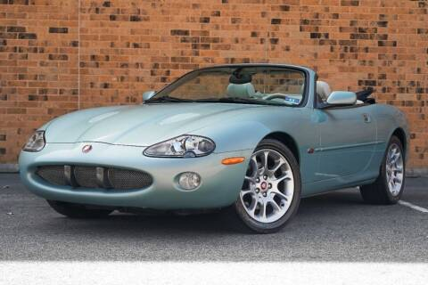 2001 Jaguar XKR for sale at Vantage Auto Group - Vantage Auto Wholesale in Lodi NJ