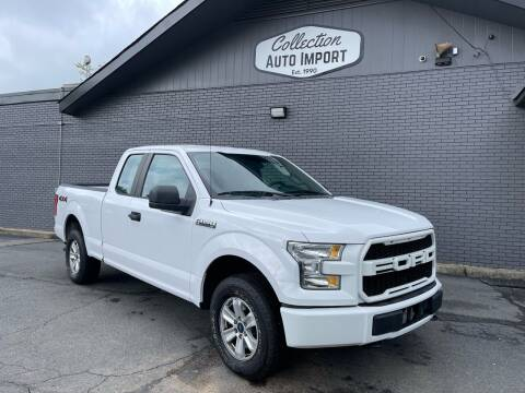 2015 Ford F-150 for sale at Collection Auto Import in Charlotte NC