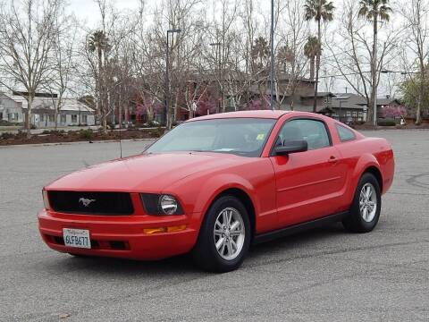 2008 Ford Mustang for sale at Crow`s Auto Sales in San Jose CA