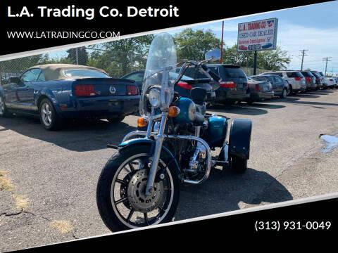 1995 Harley-Davidson Dyna FDS for sale at L.A. Trading Co. Detroit in Detroit MI