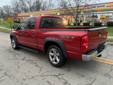 2008 Dodge Ram Pickup 1500 for sale at Via Roma Auto Sales in Columbus OH