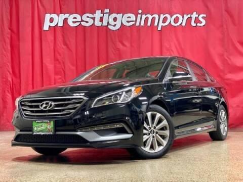 2015 Hyundai Sonata for sale at Prestige Imports in Saint Charles IL
