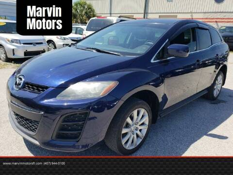 2010 Mazda CX-7 for sale at Marvin Motors in Kissimmee FL