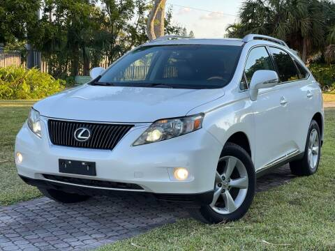 2011 Lexus RX 350 for sale at Citywide Auto Group LLC in Pompano Beach FL