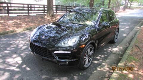 2012 Porsche Cayenne for sale at German Auto World LLC in Alpharetta GA