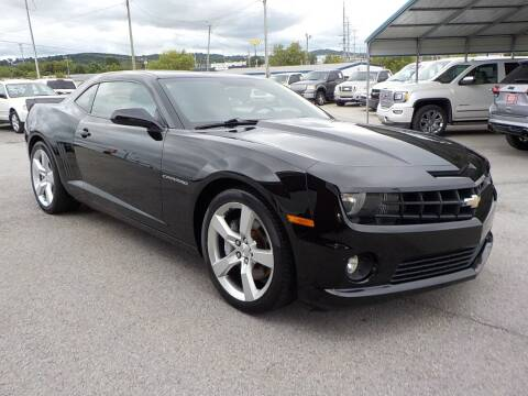 2012 Chevrolet Camaro for sale at C & C MOTORS in Chattanooga TN