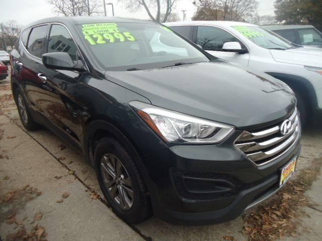 2014 Hyundai Santa Fe Sport for sale at Uno's Auto Sales in Milwaukee WI