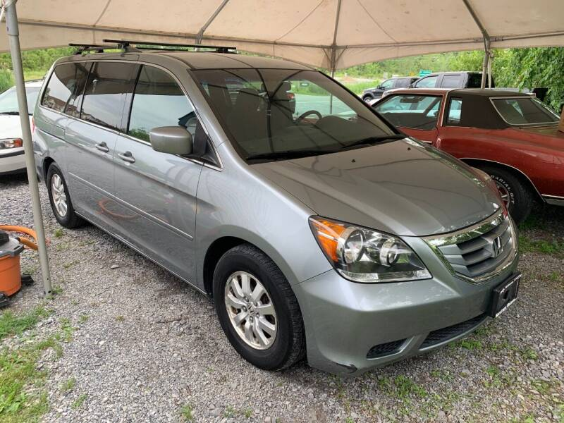 2008 Honda Odyssey for sale at Saratoga Motors in Gansevoort NY