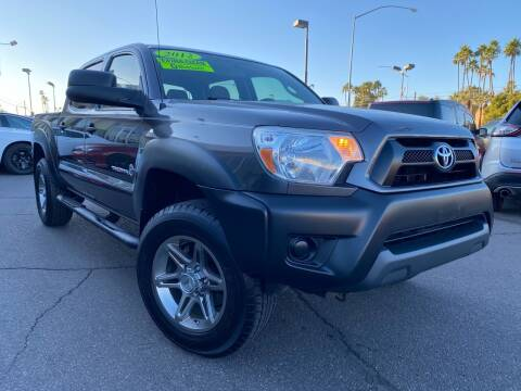 2012 Toyota Tacoma for sale at Ideal Cars in Mesa AZ