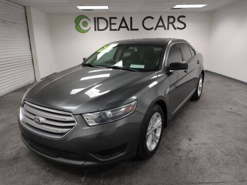 2015 Ford Taurus for sale at Ideal Cars East Mesa in Mesa AZ