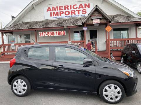 2017 Chevrolet Spark for sale at American Imports INC in Indianapolis IN