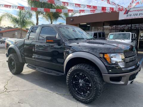 2010 Ford F-150 for sale at Automaxx Of San Diego in Spring Valley CA