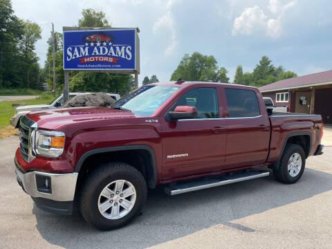 2015 GMC Sierra 1500 for sale at Sam Adams Motors in Cedar Springs MI