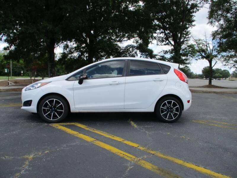 2016 Ford Fiesta for sale at A & P Automotive in Montgomery AL