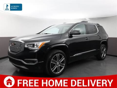2019 GMC Acadia for sale at Florida Fine Cars - West Palm Beach in West Palm Beach FL