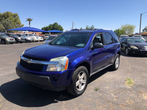 2005 Chevrolet Equinox for sale at Valley Auto Center in Phoenix AZ