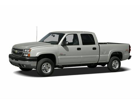 2007 Chevrolet Silverado 2500HD Classic for sale at Hi-Lo Auto Sales in Frederick MD