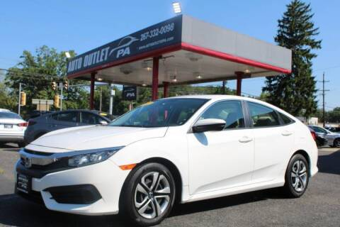 2017 Honda Civic for sale at Deals N Wheels 306 in Burlington NJ