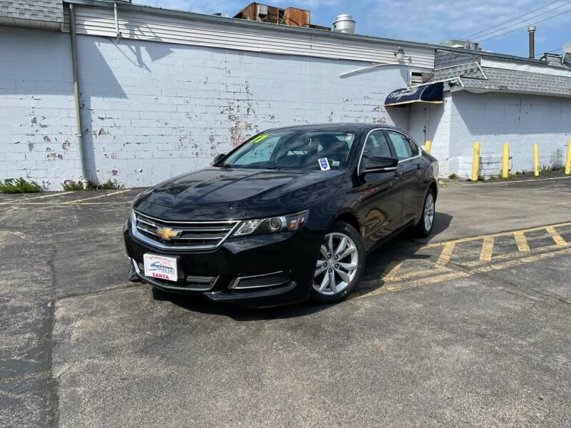 2017 Chevrolet Impala for sale at Santa Motors Inc in Rochester NY
