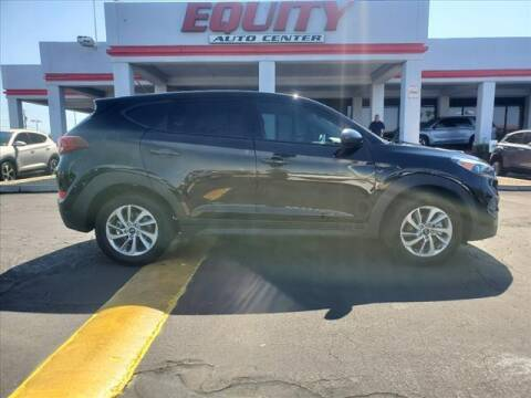 2017 Hyundai Tucson for sale at EQUITY AUTO CENTER in Phoenix AZ