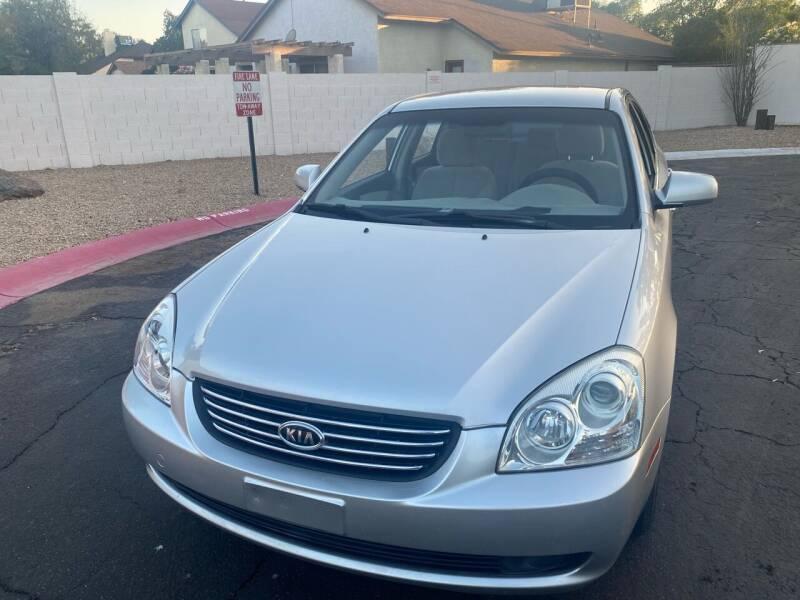 2007 Kia Optima for sale at EV Auto Sales LLC in Sun City AZ