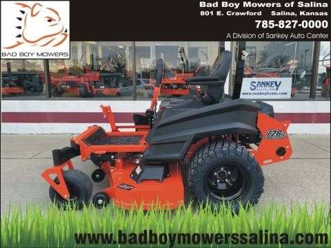 Bad Boy Maverick 54  (#7147) for sale at Bad Boy Mowers Salina in Salina KS