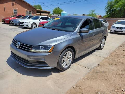 2017 Volkswagen Jetta for sale at A AND A AUTO SALES in Gadsden AZ