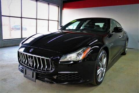 2017 Maserati Quattroporte for sale at Road Runner Auto Sales WAYNE in Wayne MI