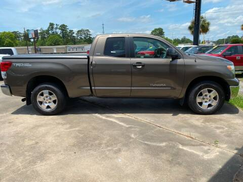 2010 Toyota Tundra for sale at Bobby Lafleur Auto Sales in Lake Charles LA