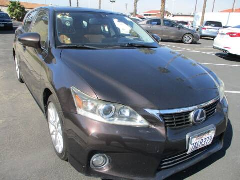 2013 Lexus CT 200h for sale at F & A Car Sales Inc in Ontario CA