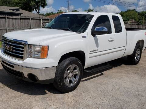 2012 GMC Sierra 1500 for sale at MOTORSPORTS IMPORTS in Houston TX