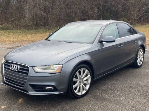 2013 Audi A4 for sale at Elite Auto Brokers in Lenoir NC