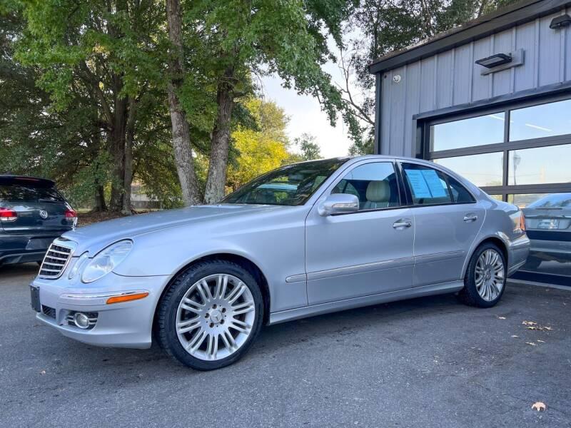 2007 Mercedes-Benz E-Class for sale at Luxury Auto Company in Cornelius NC