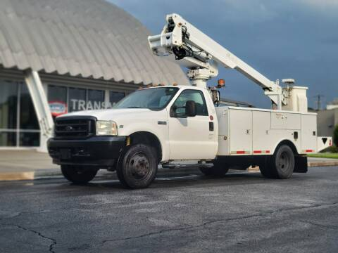 2004 Ford F-450 Super Duty for sale at Middle Man Auto Sales in Savannah GA