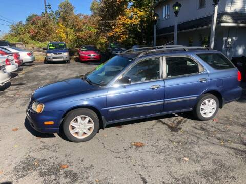 2001 Suzuki Esteem for sale at 22nd ST Motors in Quakertown PA