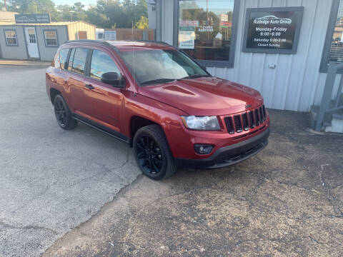 2014 Jeep Compass for sale at Rutledge Auto Group in Palestine TX