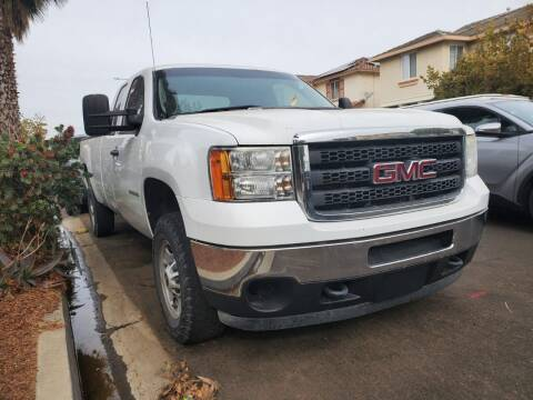 2013 GMC Sierra 2500HD for sale at McHenry Auto Sales in Modesto CA